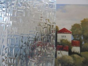 Ornamentglas